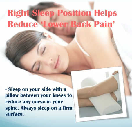 97 best images about sciatic lower back pain on for Best sleeping position to relieve back pain