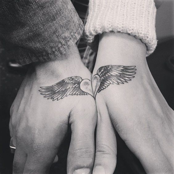 Tattoos ideas for couples - Tattoo Designs For Women!