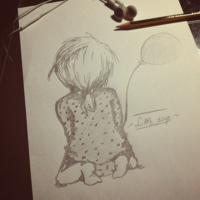 """""""There are times in life when people must know when NOT to let go. Balloons are designed to teach small children this."""" ✏️ #nanadrawcollection#drawing#balloon#girl#child#draw#rabiscos#small#pencil#blackandwhite#black#littlegirl#cute#artworksfever #amateur#art#sketch#✏️"""