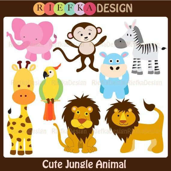 Cute Jungle Animal
