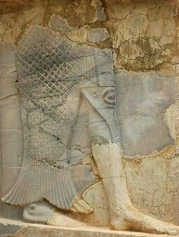 ancient fish people - Google Search
