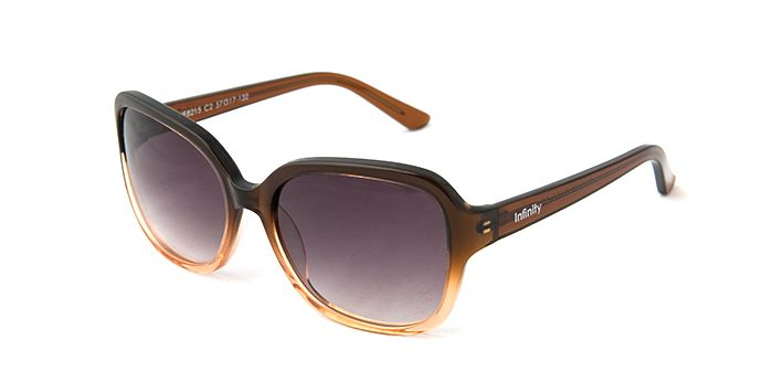 Infinity Sunglasses IF8215 BROWN - Ladies Prescription SUNGLASSES - Find a great pair today with our free Home Try-On service. Fast free shipping both ways.