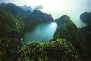 淡水のダヤンブンチン湖#ランカウイ島