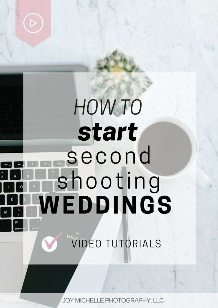 How to start second shooting weddings | Wedding photography education and tutori…