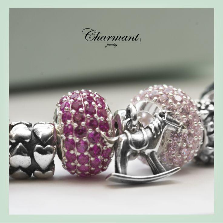 Sono felice solo se possiedo te #charmatjewelry #silverbeads #bracciale #braccialetti #silver #murano #gioiello #gioielli #collane #ciondoli #ciondolo #charmant #componibili #beads #notamusicale #perla