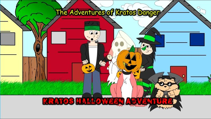 Kratos Halloween Adventure