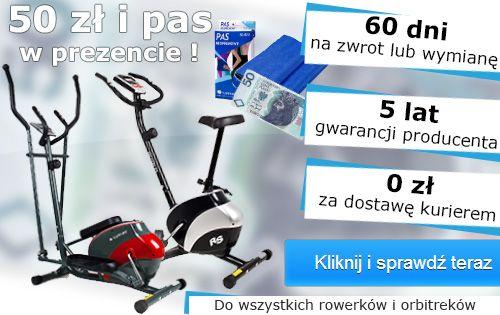 Takiej kumulacji bonusów jeszcze nie było w naszym sklepie. Spieszcie się, nie potrwa to długo!  Więcej na: http://www.abcfitness.pl/sprzet-fitness/