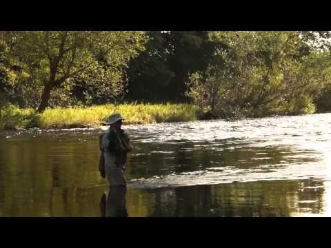 Grayling Fishing Pt2 - Dry Fly  (Jonathan Barnes)