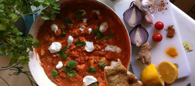 Heerlijk Malse Kip Uit Punjab recept | Smulweb.nl