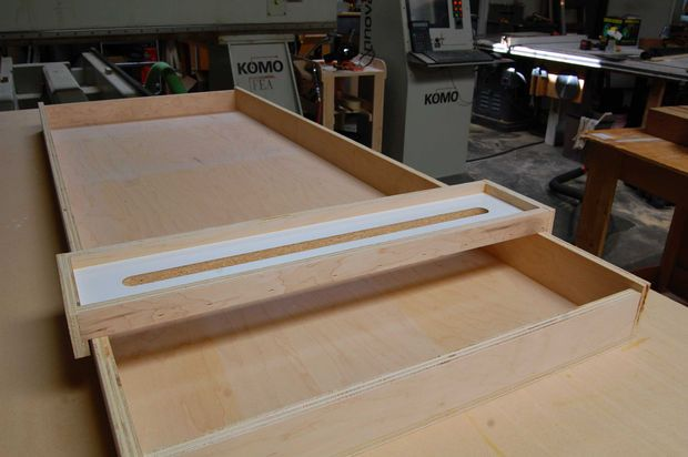 Plane your wood slabs with a Planing Sled that you build