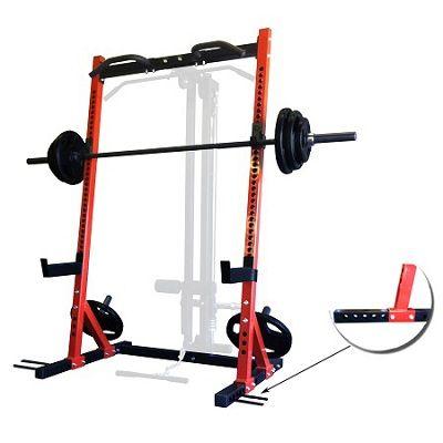 AmStaff TP007 Half Rack System http://www.fitnessavenue.ca/item.php?id=501