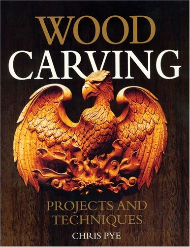 This compilation of fascinating articles from Woodcarving magazine combines sound technical advice with inspirational projects for you to make. Renowned woodcarving author Chris Pye take you through a