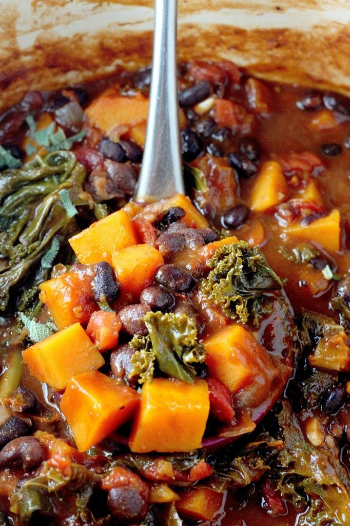 ... recipes see more butternut squash and black bean chili readyseteat com