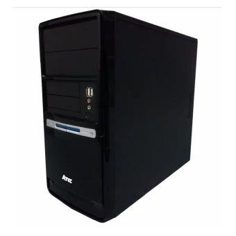 จัดเลย  ATEC PIONEER I5 6400-41 BLACK RAM4GB HDD1T  ราคาเพียง  14,400 บาท  เท่านั้น คุณสมบัติ มีดังนี้ CPU&& &Intel Core i5 6400 (2.70GHz up to 3.3GHz,6M Cache) M/B&& &Socket 1151, 2xDDR4 DIMM slots,1xPCIex16, 1xPCIe 2.0, 4xUSB2.0, 2xUSB3.0 Memory&& &4GB RAM DDR4 2133MHz Up to 32GB HDD&& &1TB Harddisk 7,200rpm&&SATA III, Buffer 64MB DVD-RW&& &24X DVD-RW Drive Lan&& &Integrated Ethernet Network 10/100/1000Mbps
