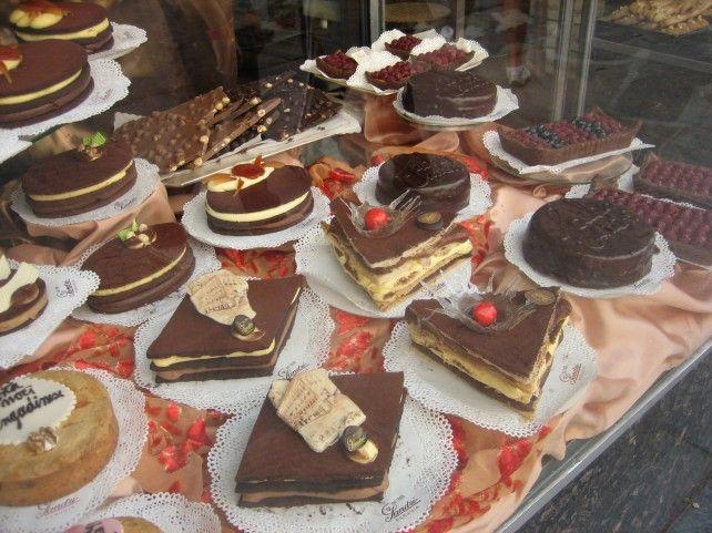 Pasticceria Sandri in Perugia: maybe the best of Umbria!