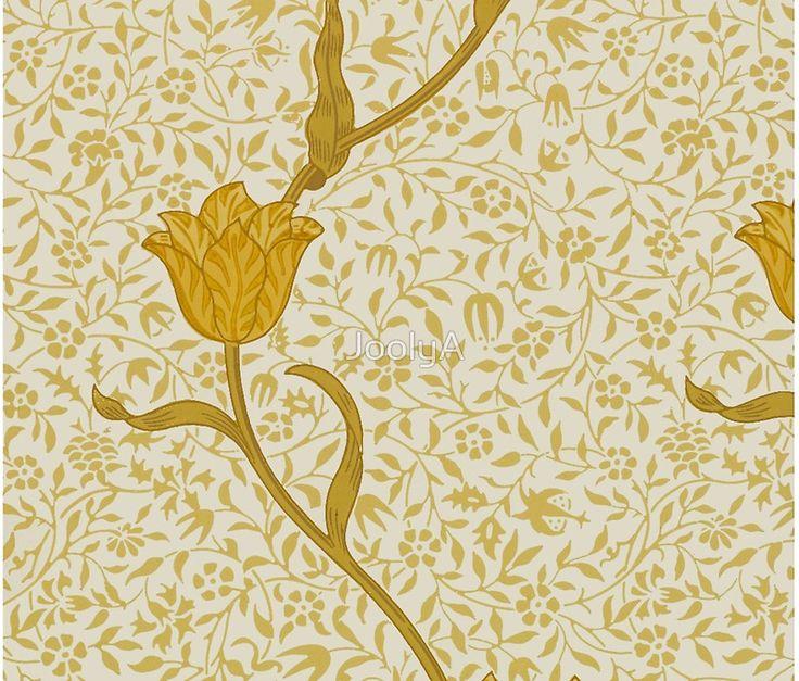 William Morris Garden Tulip