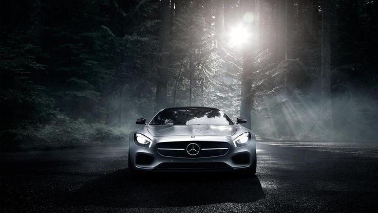 Mercedes Benz AMG GT S 2016 hd wallpaper