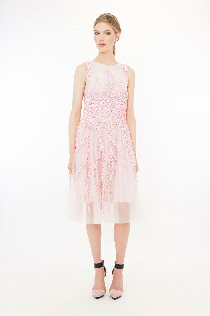 TICKLED PINK DRESS - BALLERINA TCSPRING2014 : Trelise Cooper-Dresses : Trelise Cooper Online