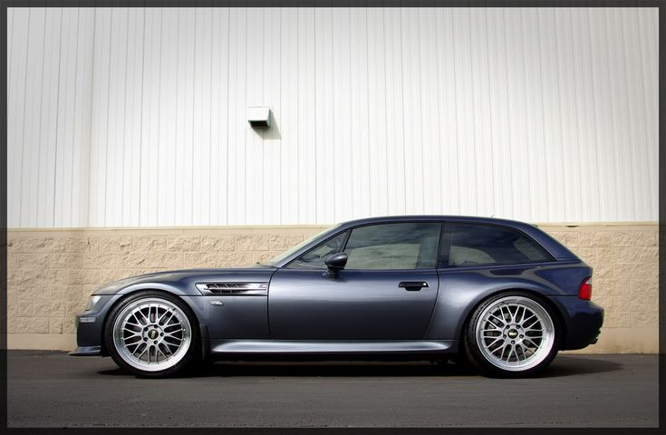 BMW M coupe - still one of my favourite cars, beautiful