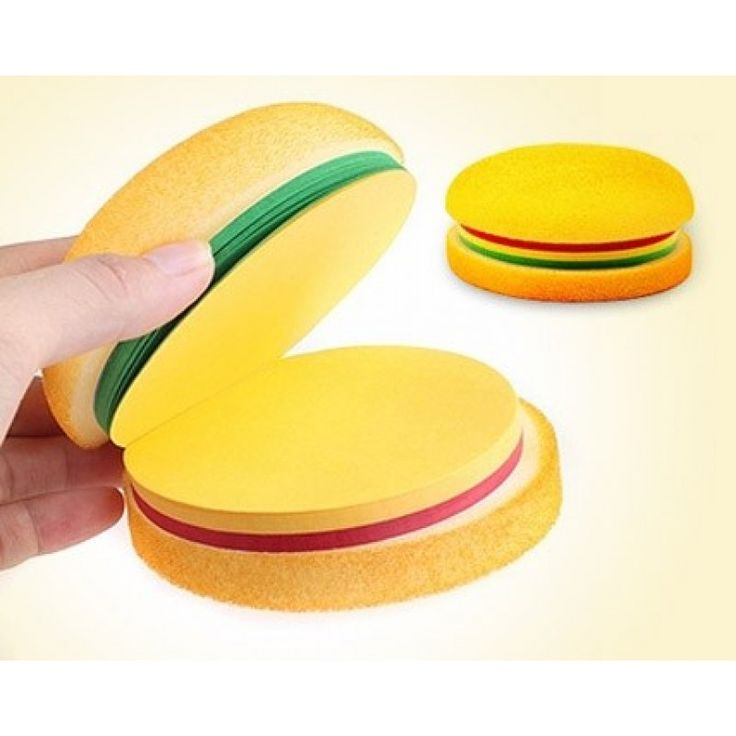 Burger memo pad- Flintstop.com @ Rs.200