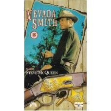 Nevada Smith VHS from CIC Video (VHR 2296). VHS release of the 1965 Western starring Steve McQueen and Karl Malden. Complete in case and in very good condition. £1.00