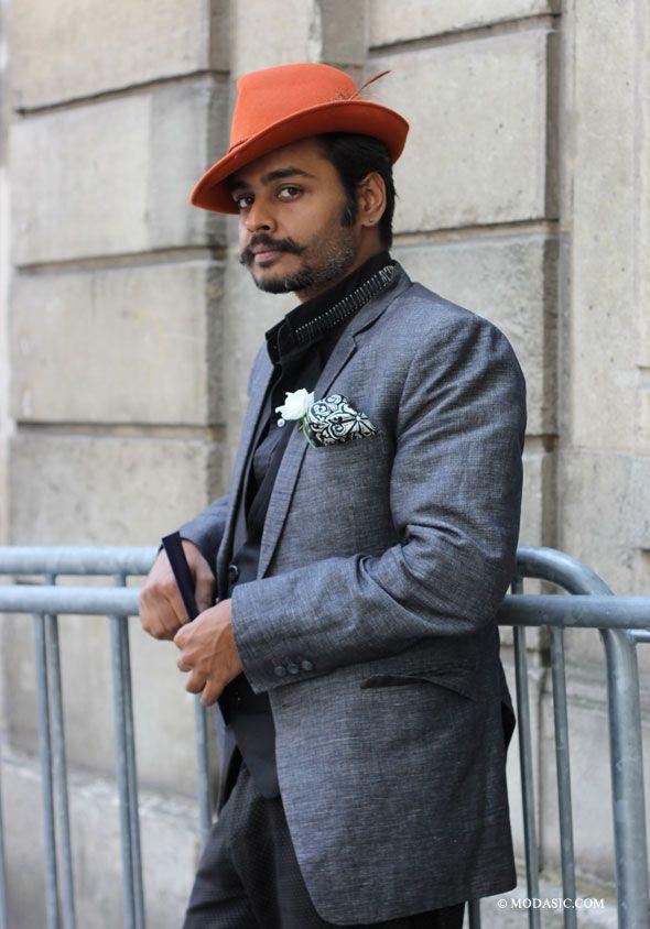 50's style... Rue Berryer - Paris - MODASIC