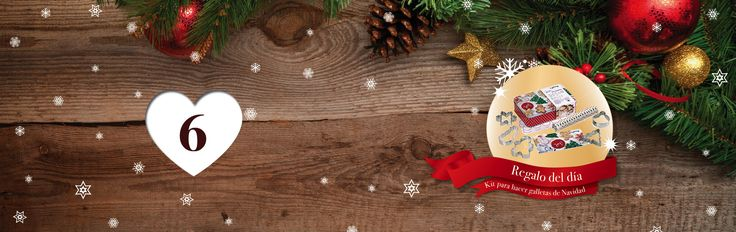 Cuenta atrás para la #Navidad con #SpaDreams! El premio del #calendariodeadviento de #bienestar de hoy es un kit para hacer galletas de Navidad!! ⛄🎄🎁    ***¿CÓMO PARTICIPAR?***   ⭐  Contar las galletas de Navidad escondidas en la página temática: https://www.spadreams.es/escapadas-romanticas-baratas/    ⭐  Entrar la respuesta aquí: www.spadreams.es/calendario-adviento-bienestar/   ⭐ ¡Volver mañana para poder ganar más premios!  ¡Buena suerte!    #Navidad #sorteo #participar…