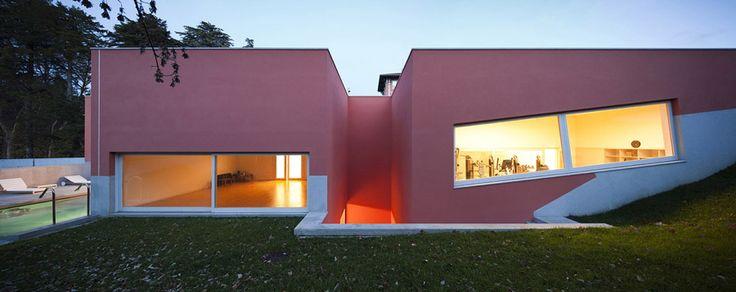 Vidago Spa by Architect Alvaro Siza