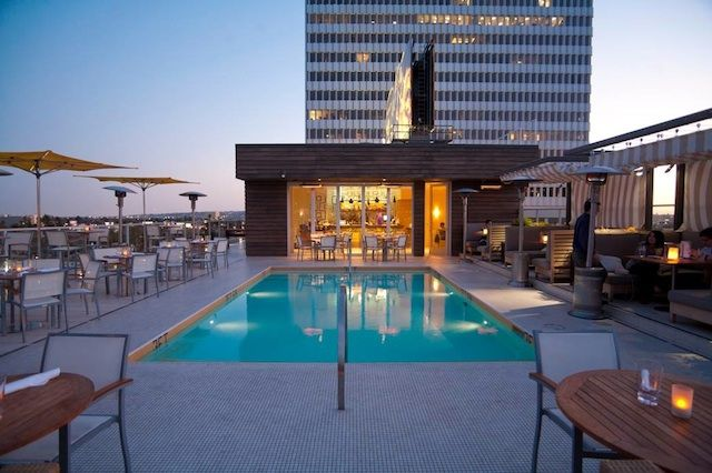 The Best Rooftop Bars In Los Angeles