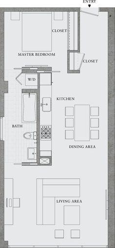 8 Octavia | 303 Floorplan