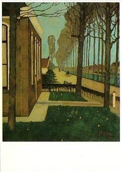 jan mankes | Mini posters - weg langs de Schoterlandse Compagnonsvaart - Jan Mankes ...