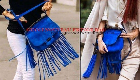 TrendBite: Gucci Nouveau Fringe Bag   Look for Less