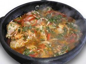 Cómo hacer guiso de pollo y verduras