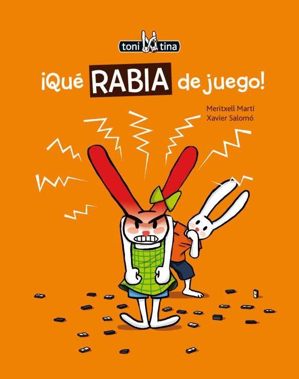 """""""¡Qué RABIA de juego!"""" - Meritxell Martí (Almadraba)"""