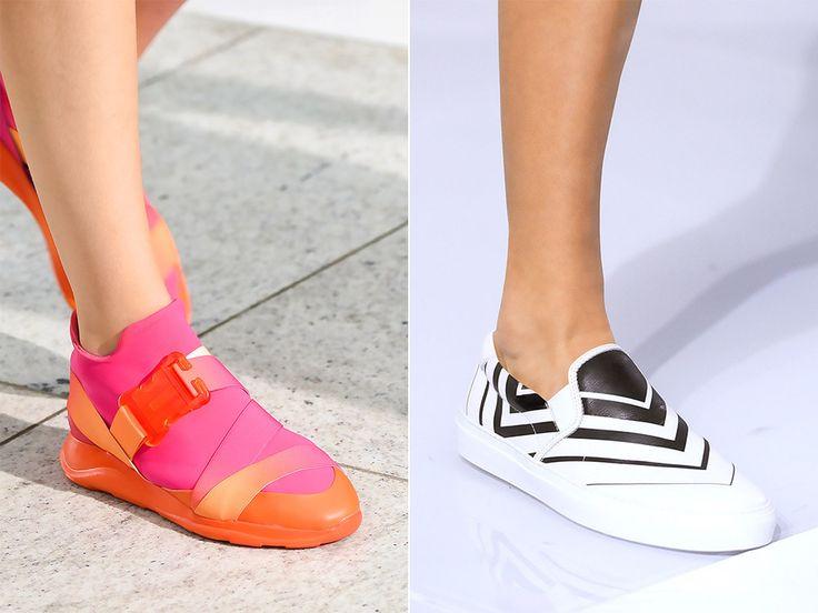 Спортивная обувь: Cristopher Kane, Anya Hindmarch