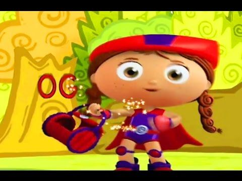 Super WHY! Full Episodes English ✳️ Super why en español ✳️ Phonics Fair