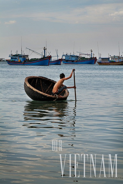 OUR VIETNAM by Ravenous Couple, ----  no recipes, just beautiful pictures