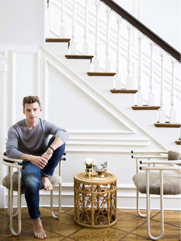 Jeremiah Brent Has the Design Advice Every Fashion Girl Needs to Read | PopSugar