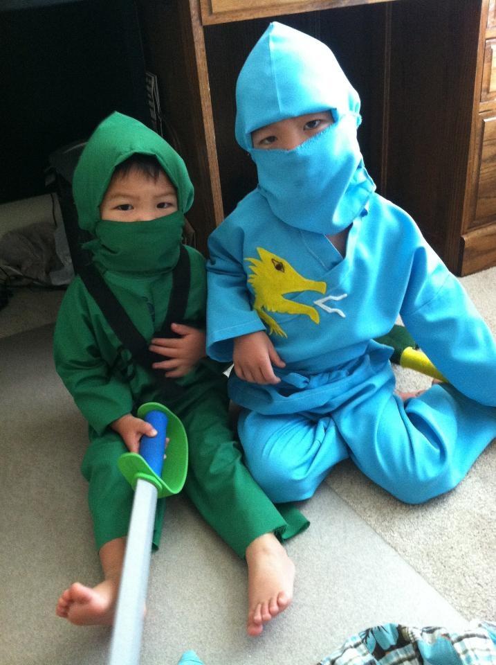 24 best cute costume for the kids images on pinterest infant homemade ninjago halloween costumes solutioingenieria Images