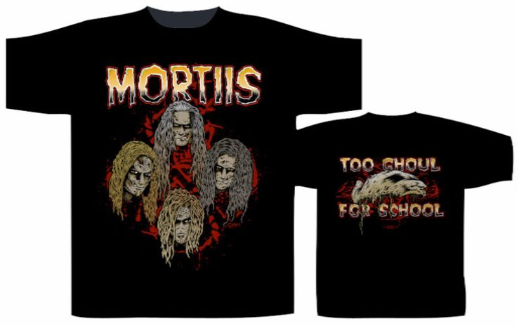 Too Ghoul For School. Out of Print shirt
