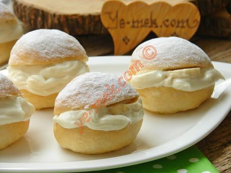 Porsiyonluk Alman Pastası Resmi
