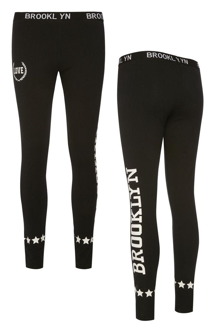 Primark - Zwarte legging Brooklyn