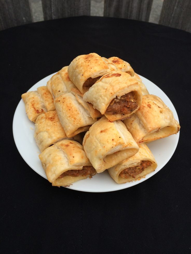 Sausage rolls - Powered by @ultimaterecipe