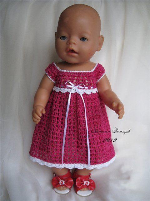 Вяжем для кукол - 2