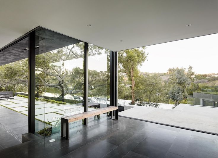 The Oak Pass Main House In Beverly Hills   iGNANT.com