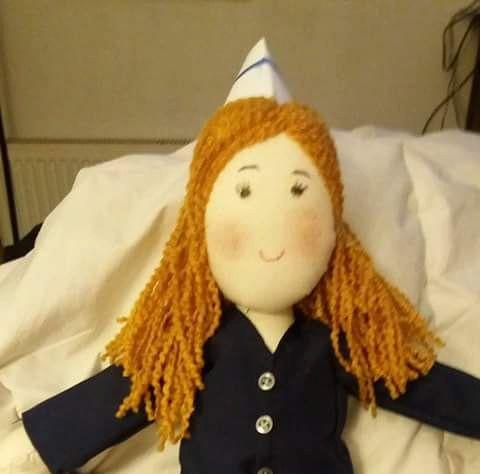 Susy Enfermera de Hospital. por TiendadeNightingale en Etsy
