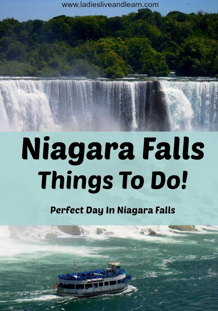 The Perfect Day In Niagara USA awaits you! Growing up just outside of Niagara Falls, NY has given me the inside scoop on the best things to do, places to go and where to stay while in Niagara Falls. A trip to Niagara Falls, NY should be on everyone's bucket list! It truly is one of the most beautiful places on earth! Click to find my list of the best things to do while in NIagara Falls. #PerfectDayNF