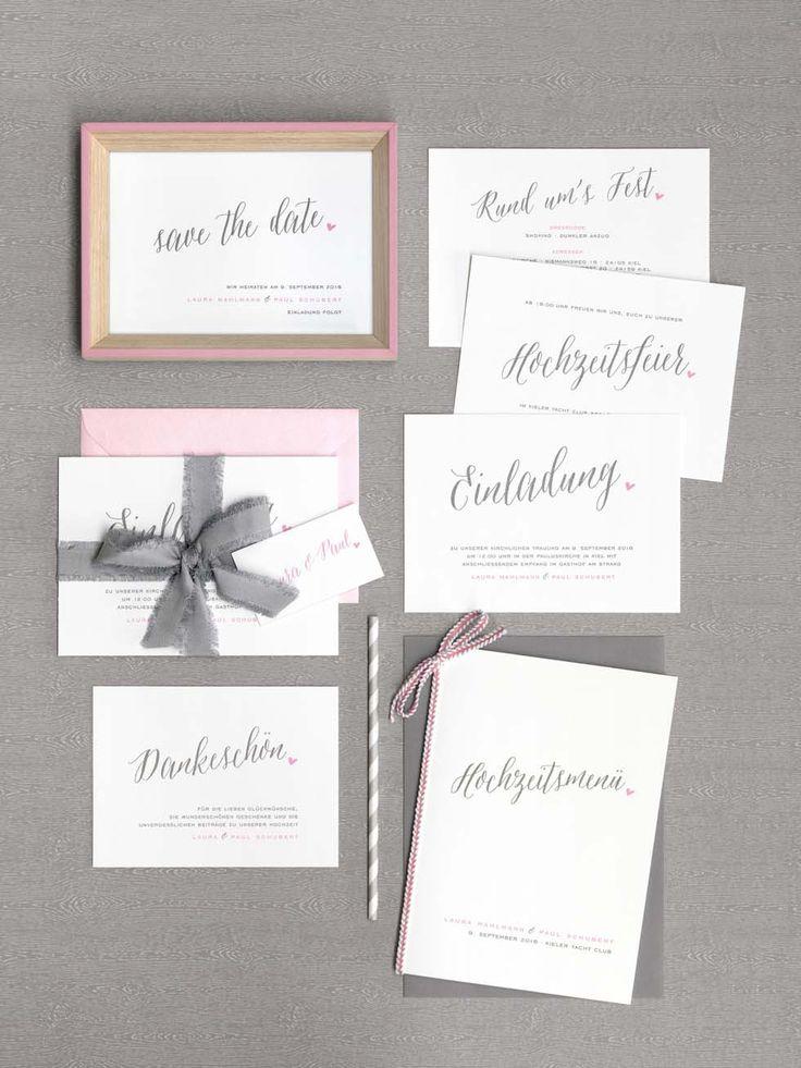 Gewinne einzigartige Letterpress-Papeterie von impressiona – weddingstyle Hochzeitsblog