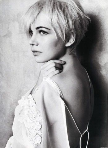 Michelle Williams: Shorts Haircuts, Hair Cut, Mary Claire, Hair Style, Pixie Hair, Michelle Williams, Shorts Cut, Pixie Cut, Michele Williams