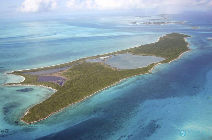 Norman's Pond Cay, Caribbean, Bahamas